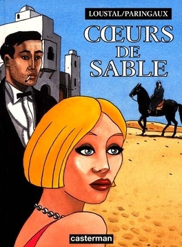 Couverture du livre : Coeurs de sable