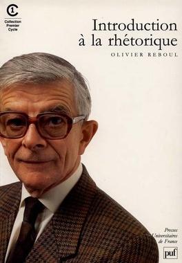 Couverture du livre : Introduction à la rhétorique : théorie et pratique