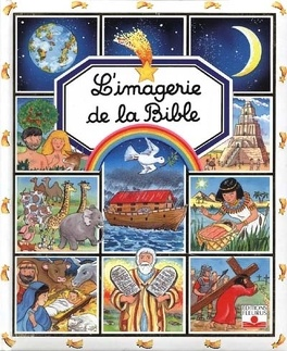 Couverture du livre : L'Imagerie de la Bible