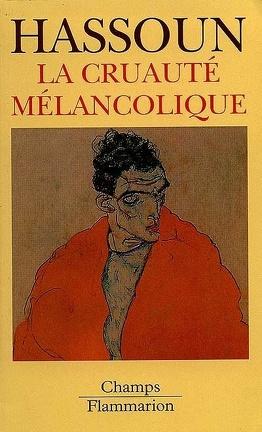 Couverture du livre : La cruauté mélancolique