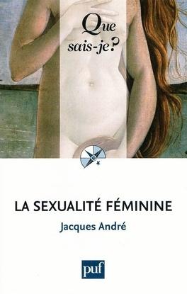 Couverture du livre : La sexualité féminine