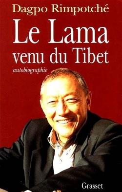Couverture de Le lama venu du Tibet