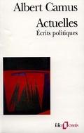 Actuelles - Écrits politiques