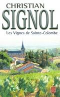 Les vignes de Sainte-Colombe, tome 1