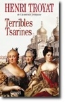 Couverture du livre : Terribles tsarines