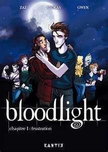 Couverture du livre : Bloodlight. Chapitre 2 : Excitation