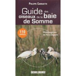 Couverture du livre : Guide des oiseaux de la baie de Somme