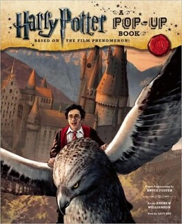 Couverture du livre : Harry Potter Un livre pop-up