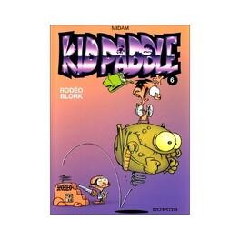 Couverture du livre : Kid Paddle, Tome 6 : Rodéo Blork