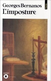 Couverture du livre : L'imposture
