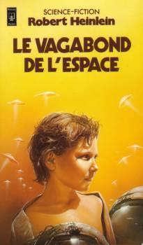 Couverture du livre : Le vagabond de l'espace