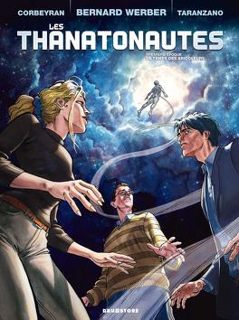 Couverture du livre : Les Thanatonautes, tome 1 : Le Temps des bricoleurs