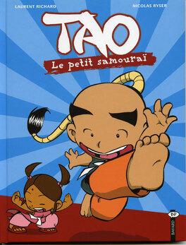 Couverture du livre : Tao le petit samouraï