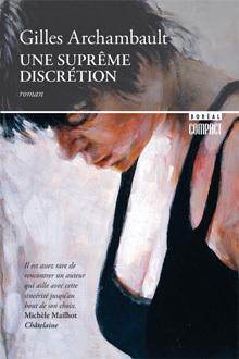 Couverture du livre : Une suprême discrétion