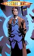 Doctor who (comics), tome 4 : Fugitif