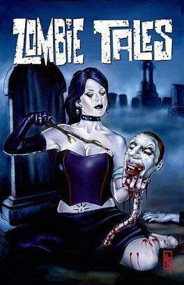 Couverture du livre : Zombie Tales, Tome 3