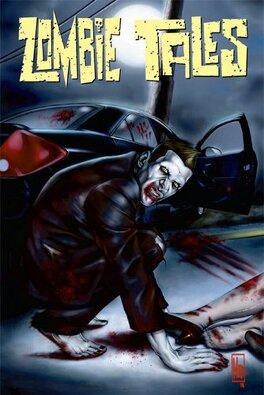 Couverture du livre : Zombie Tales, Tome 4