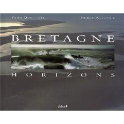 Couverture du livre : Bretagne Horizons