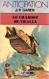 Couverture du livre : Le Chariot de Thalia