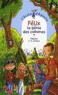 L'école d'Agathe, Tome 31: Félix le génie des cabanes