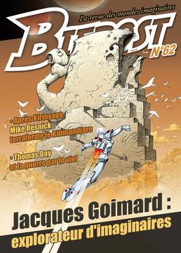 Couverture du livre : Bifrost 62, hommage à J Goimard