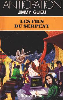 Couverture du livre : FNA -1273- Les Fils du Serpent