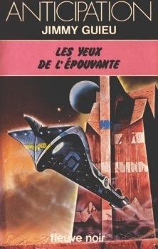 Couverture du livre : FNA -851- Les Yeux de l'Epouvante