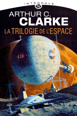 Couverture du livre : La Trilogie de l'Espace, L'Intégrale