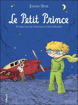 Couverture du livre : Le Petit Prince