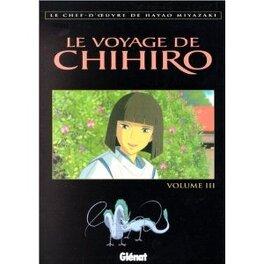 Couverture du livre : Le voyage de Chihiro, tome 3