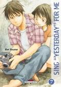 Sing Yesterday For me, tome 3