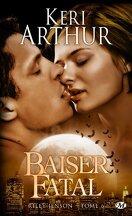 Riley Jenson, Tome 6 : Baiser fatal