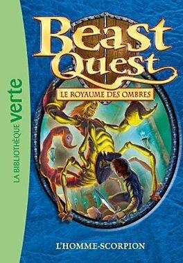 Couverture du livre : Beast quest, tome 20 : l'homme-scorpion