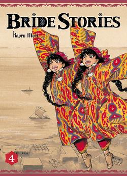 Couverture de Bride Stories, tome 4