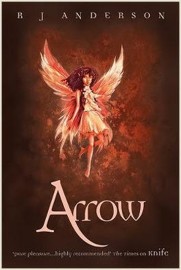 Couverture du livre : Faery Rebels, Tome 3 : Arrow