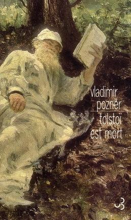 Couverture du livre : Tolstoï est mort