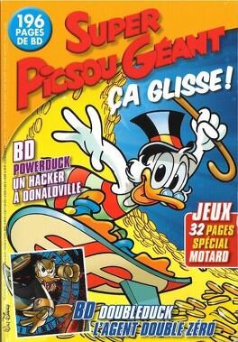 Couverture du livre : Super Piscou Géant n°171