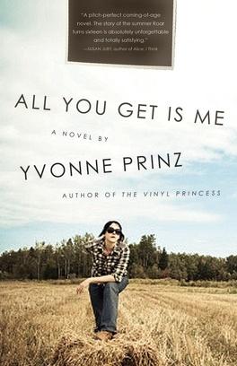 Couverture du livre : All you get is me
