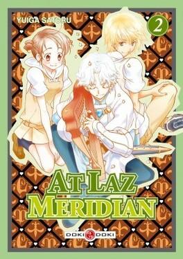 Couverture du livre : At Laz Meridian, tome 2