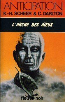 Couverture du livre : FNA - 810 - Perry Rhodan, tome 42 : L'Arche des aïeux