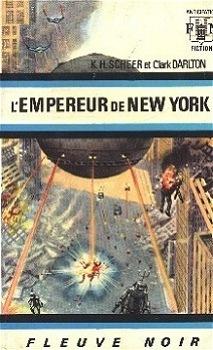 Couverture du livre : FNA - 361 - Perry Rhodan, tome 12 : L'Empereur de New-York