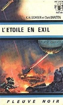 Couverture du livre : FNA - 373 - Perry Rhodan, tome 13 : L'Étoile en exil