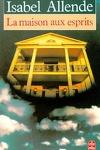 couverture La Maison aux esprits