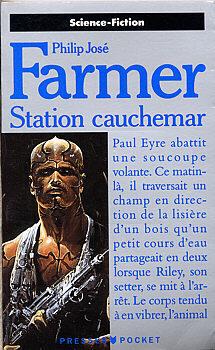 Couverture du livre : Station du Cauchemar