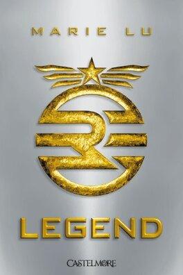 Couverture du livre : Legend, Tome 1 : Legend