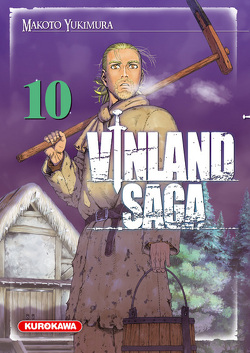Couverture de Vinland Saga, Tome 10