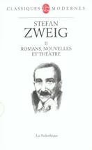Romans, Nouvelles & Théatre, II