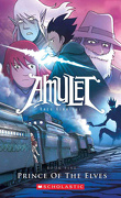 Amulet, tome 5: Prince of the elves