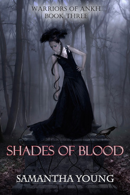 Couverture du livre : Warriors of Ankh, Tome 3 : Shades of Blood