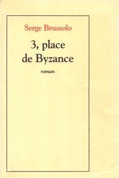 Couverture du livre : 3, place de Byzance